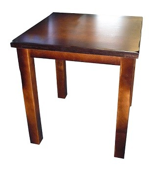 Table Antique Finish