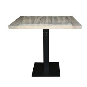 Table Pine Brushed