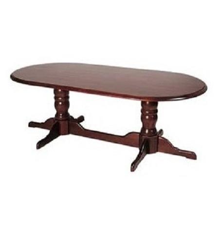 Bulbous Table Oval