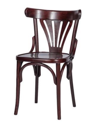 Chair Kees Mahogany