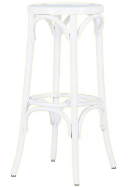Barstool Weener white