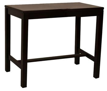 Blokpoot (Sturdy-Leg) Bartable H-Wood