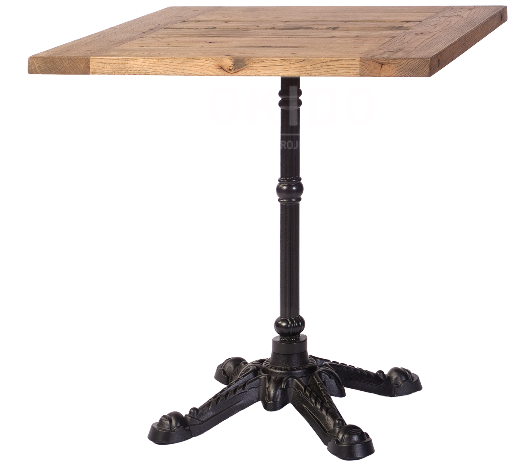 Diningtable Old Grey Oak