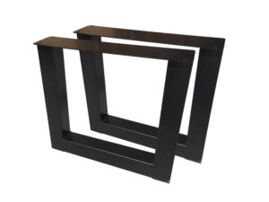 Steel tablebase U-column